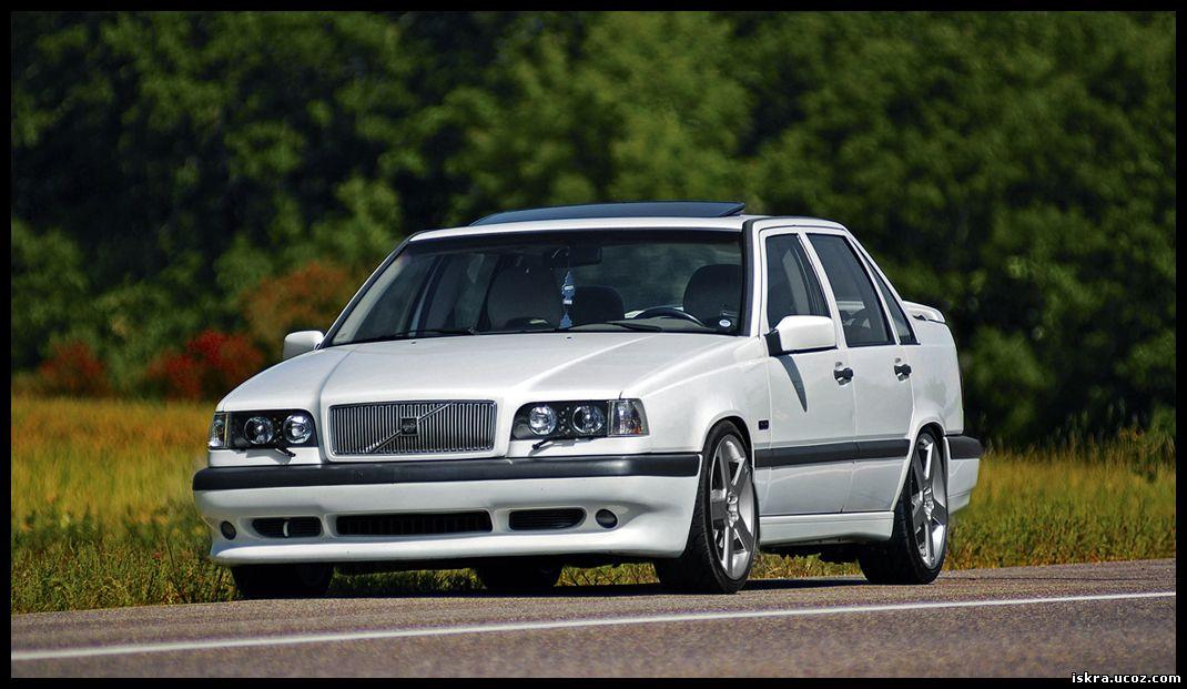 Тюнинг и Дизайн автомобилей. Volvo 850